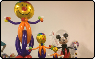 balloon decorating
